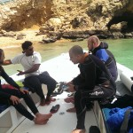 Extra Divers Dive Centre at Jebel Sifah